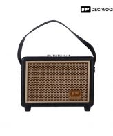 deciwood unplugged bluetooth speaker