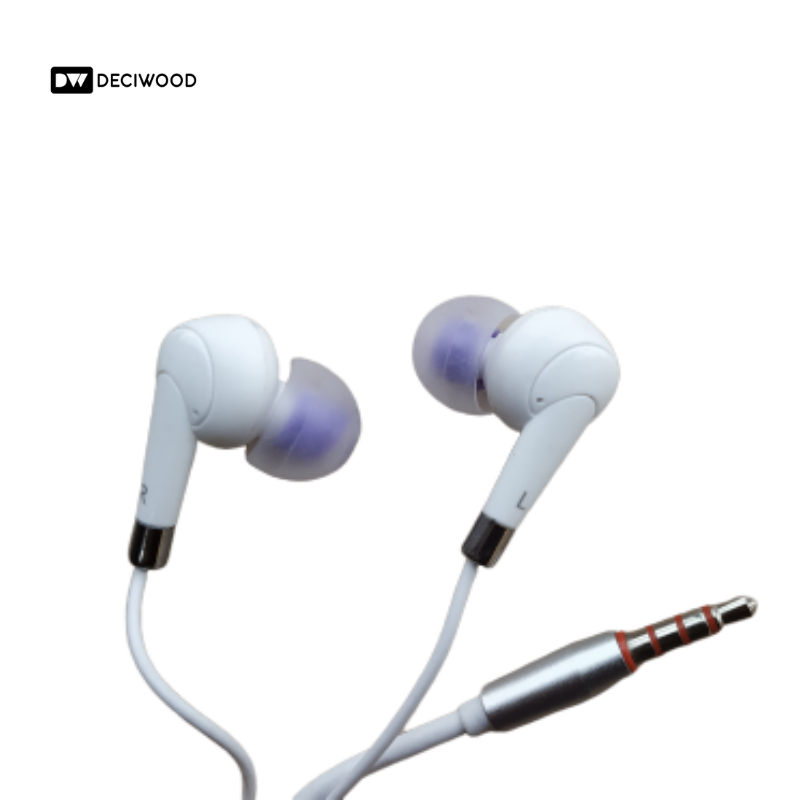 Deciwood Orignal Earphone